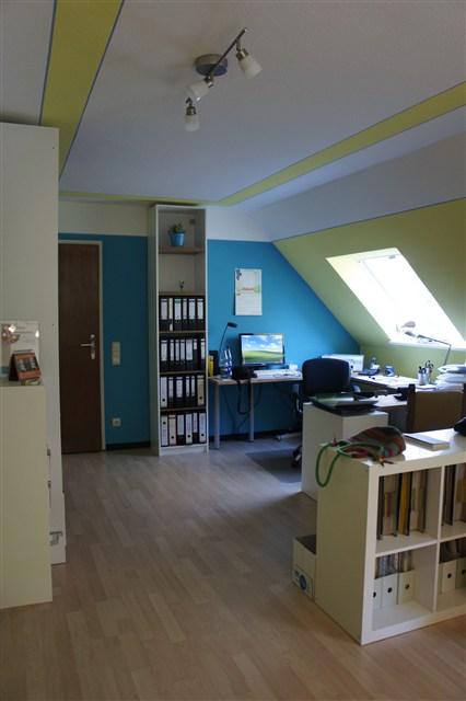 Arbeitszimmer farbgestaltung  MBG Farbgestalung und Restaurierung